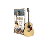 Yamaha Acoustic F325 Guitar Package
