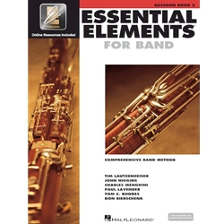 Essential Elements Band, Bassoon Bk. 2