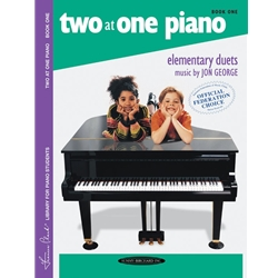 Two at One Piano Book 1