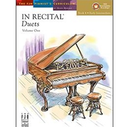 In Recital Duets - Book 4