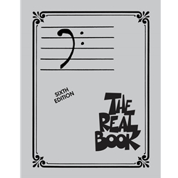Real Book - Bass Clef (6th Ed.)