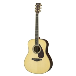 Yamaha L Series Rosewood Folk Acoustic Electric