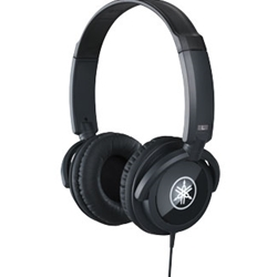 Yamaha HPH-100B Dynamic Closed Back Headphones