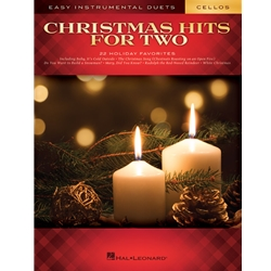 Christmas Hits for Two Cellos