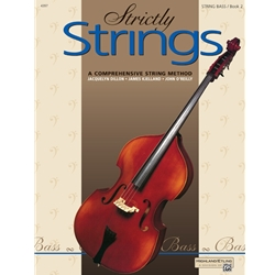 Strictly Strings, Bass Bk. 2