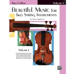 Beautiful Music, Cello Vol. 1