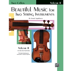 Beautiful Music, Cello Vol. 2