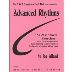 Advanced Rhythms- Eb