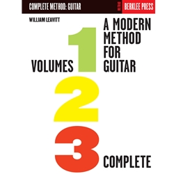 Modern Method for Guitar, Complete