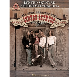 Lynyrd Skynyrd: All Time Greatest Hits (Tab)