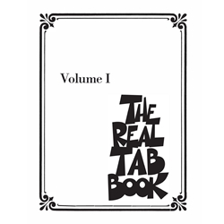 The Real Tab Book, Vol. 1
