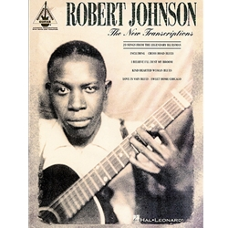 Robert Johnson: New Transcriptions (Tab)