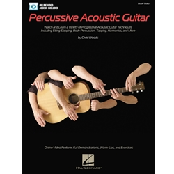 Percussive Acoustic Guitar Method