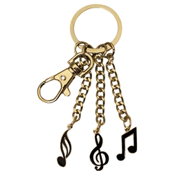 Aim/Albert Elov Keychain with Music Charms