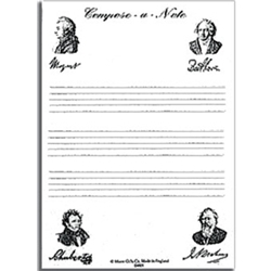 Music Gifts Cmp Compose or Make a Note