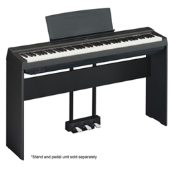 Yamaha P125B 88 Weighted Key Digital Piano (piano only)