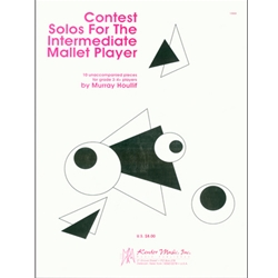 Contest Solos - Inter. Mallet Player