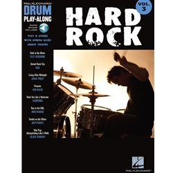 Hard Rock (Drum Vol. 3)