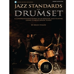 Jazz Standards for Drumset