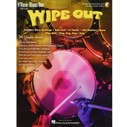 Wipe-Out (Music Minus One)