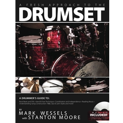 Fresh Approach to Drumset