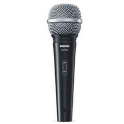 Shure SV100W Dynamic Handheld Mic with Cable