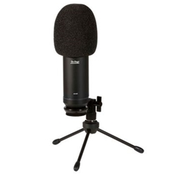 On Stage USB MIcrophone w/Accessories
