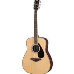Yamaha FG830 Series Acoustic Guitar (2 colors)